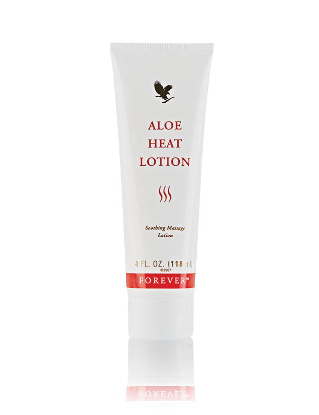 Aloe-Heat-Lotion