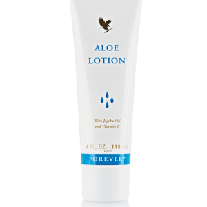 Aloe-Lotion